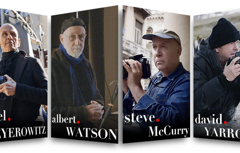 Online courses from Steve McCurry, Joel Meyerowitz & other big names – exclusive discount