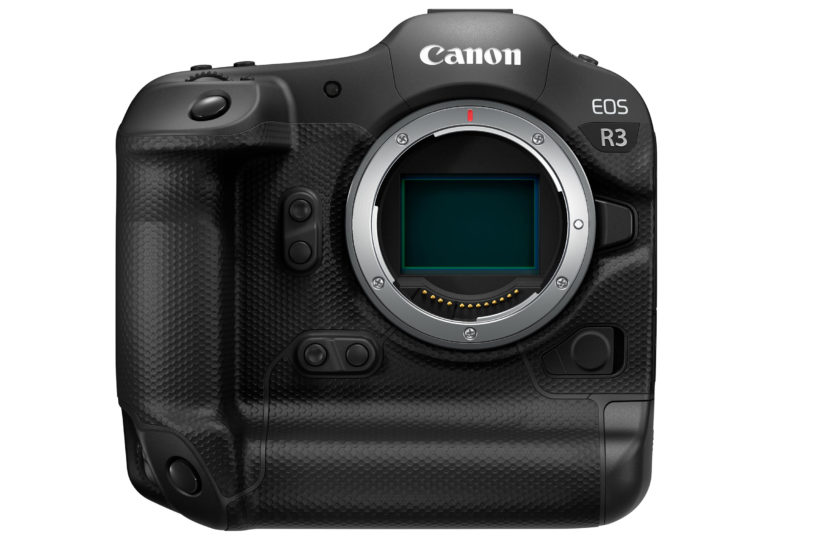 Canon EOS R3: more details teased
