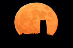 How to take better supermoon shots (and get them in The Times)
