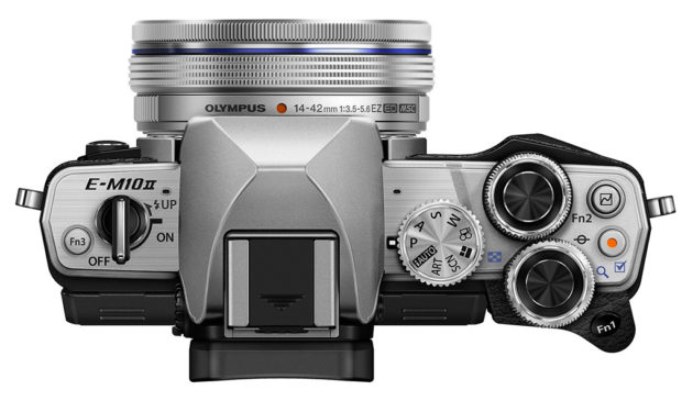 What are the best second-hand cameras: the Olympus OM-D E-M10 Mark II 44