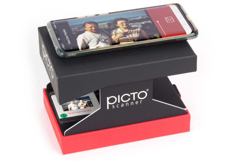 Pictoscanner review