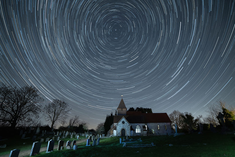 How to shoot star trails