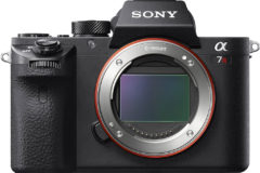 What are the best used cameras: Sony A7R II