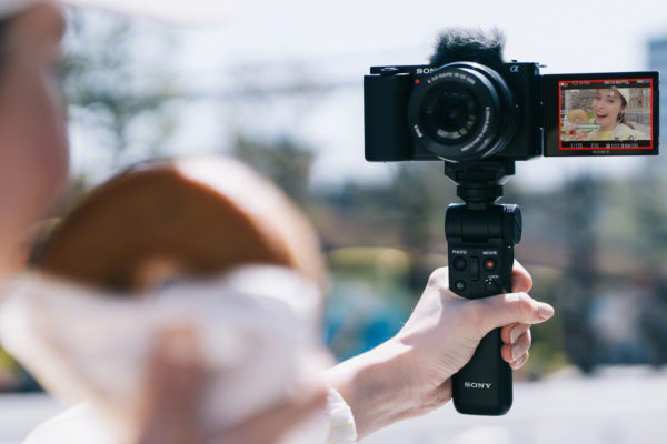 Sony ZV-E10 is a vlogger-friendly camera with interchangeable lenses 10