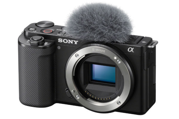 Sony ZV-E10 is a vlogger-friendly camera with interchangeable lenses 8