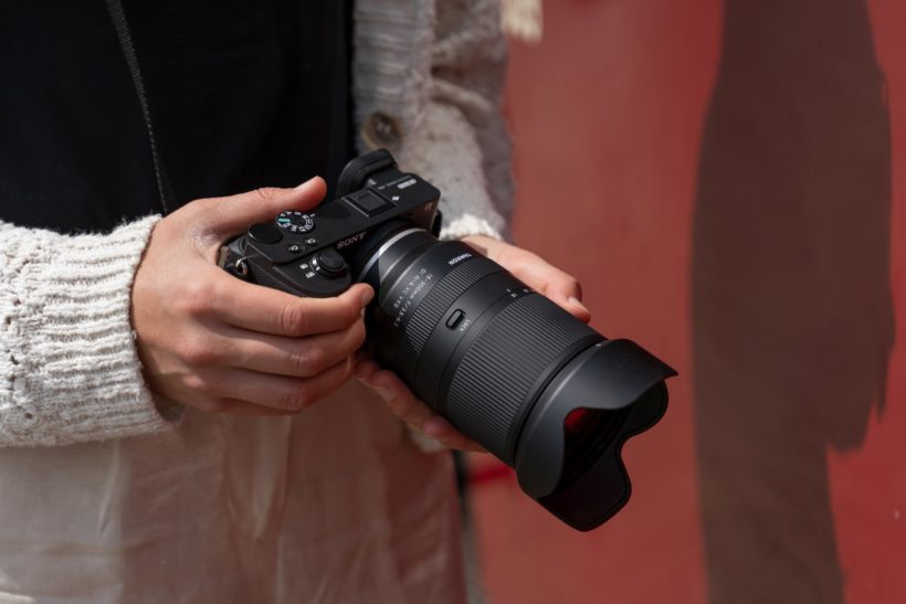 Tamron 18-300mm F3.5-6.3 Di III-A VC VXD for Sony Official