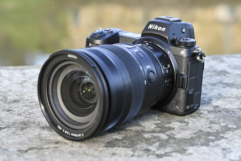 Nikon's sales grow, but bigger picture still challenging