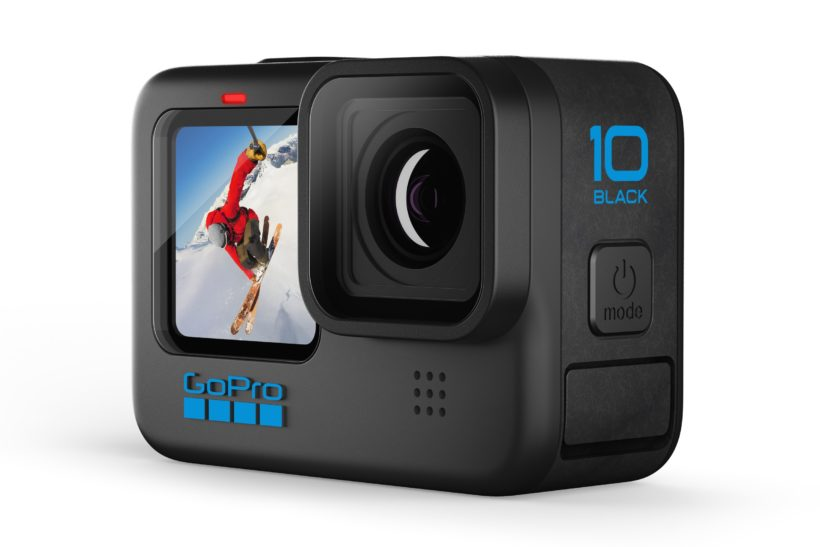 GoPro HERO10 Black Announced with 5.3K video