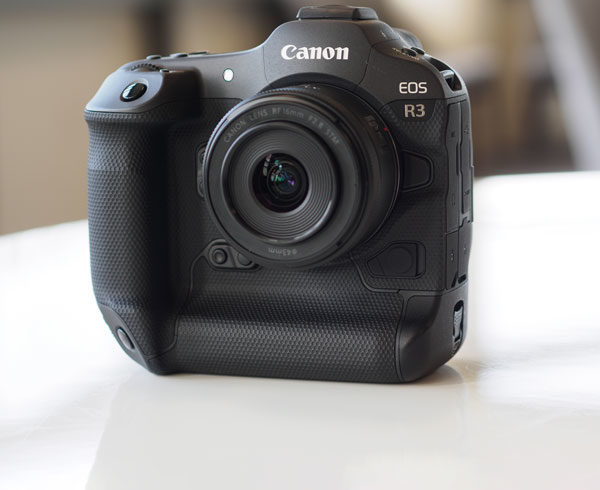Canon EOS R3 review: hands-on first look