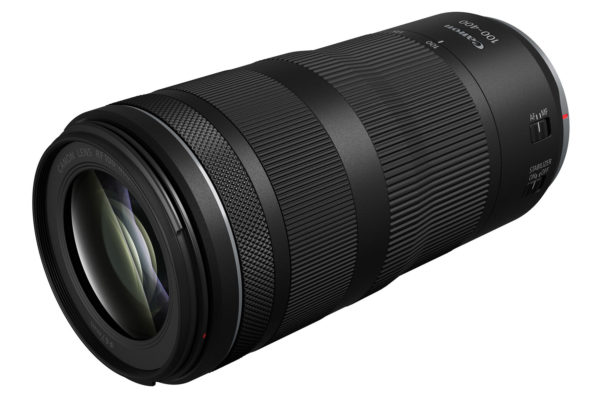 Canon introduces compact, affordable RF 100-400mm F5.6-8 IS STM 3