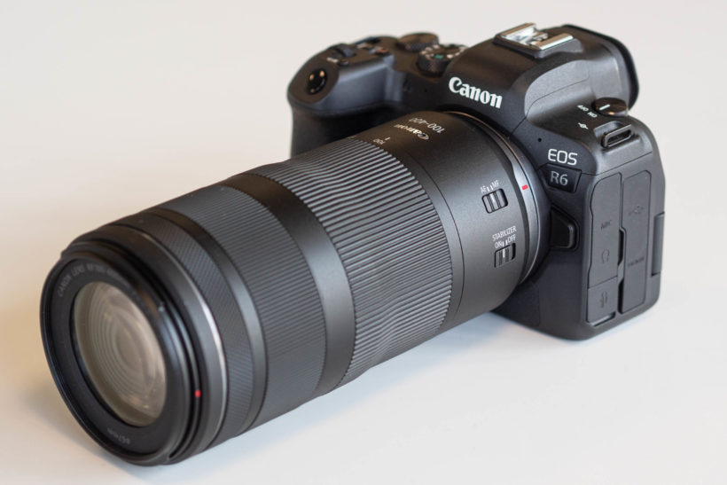 Canon introduces compact, affordable RF 100-400mm F5.6-8 IS STM