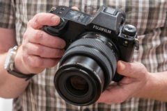 Fujifilm GFX50S II review: hands-on first look