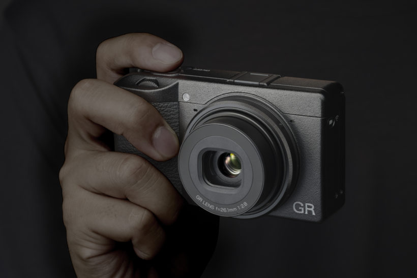 Ricoh GR IIIx announced with new 40mm lens
