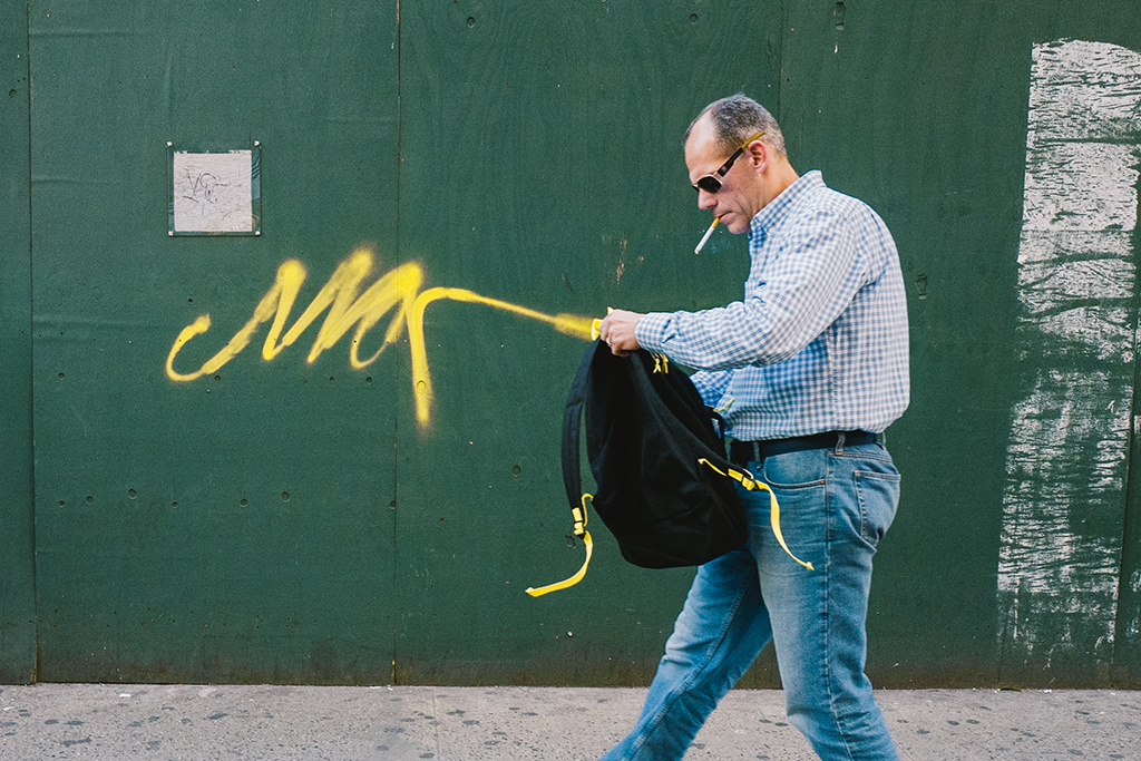 street photograph by Jonathan Higbee from Fill the Frame
