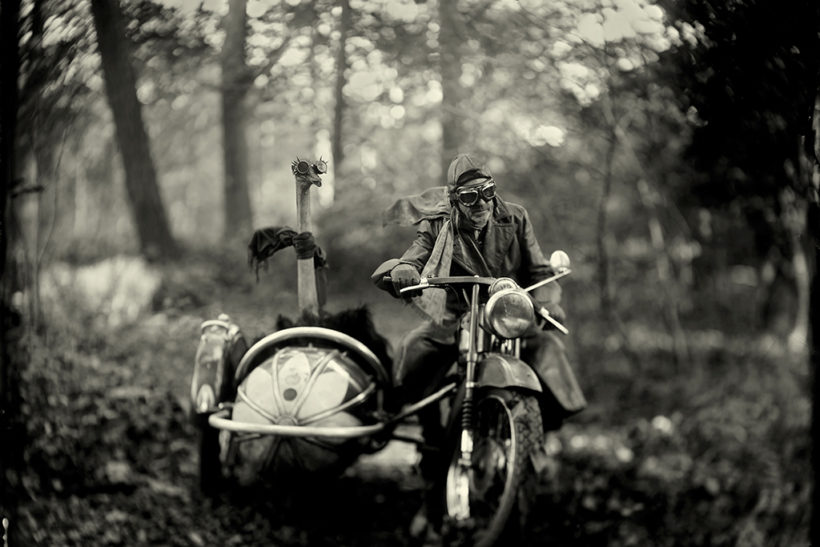 Alex Timmermans on the wet-plate process
