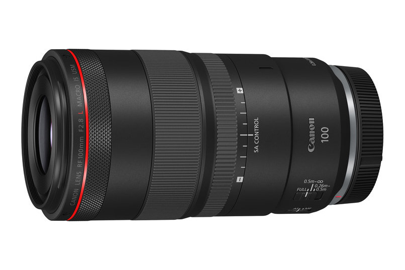 Canon RF 100mm f2.8L IS lens