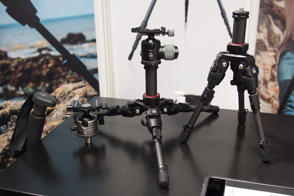 The Gearing Co. Tripods at TPS