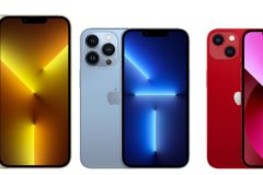 Apple iPhone 13 Announced with updated cameras