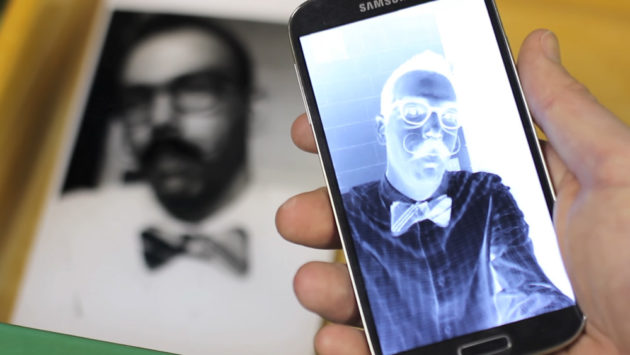 Mr Stansfield Smartphone to Print
