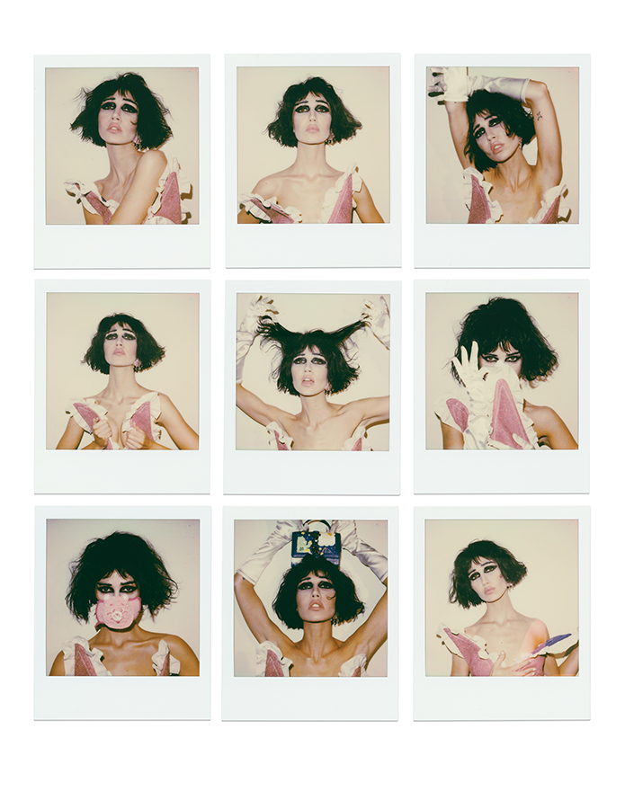 rise and fall of polaroid, Nadia Lee Cohen with Charlie Denis,