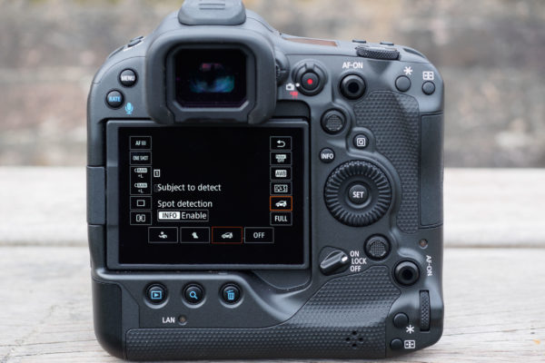 The Canon EOS R3 is a motorsports monster 3