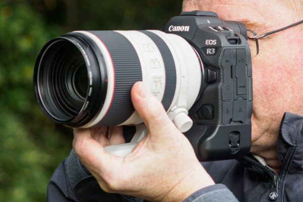 The Canon EOS R3 is a motorsports monster 1