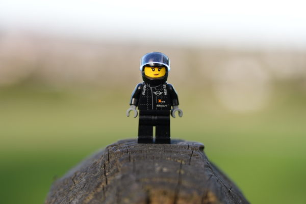 Lego, closest focus at 70, bokeh, 1/400s, f/2.8, ISO100, Sony 70-200mm at 70mm, with Sony A1