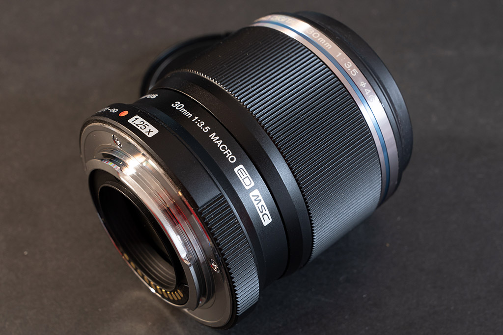 A macro lens helps you get closer to small objects
