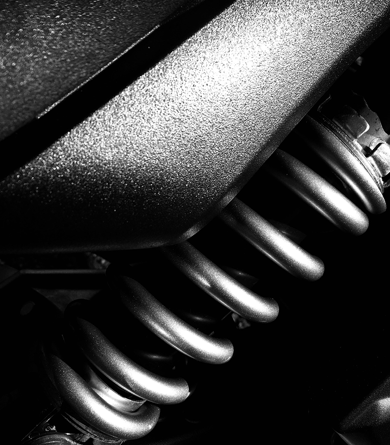 No. 39 of Project365. Motorbike detail. 2020