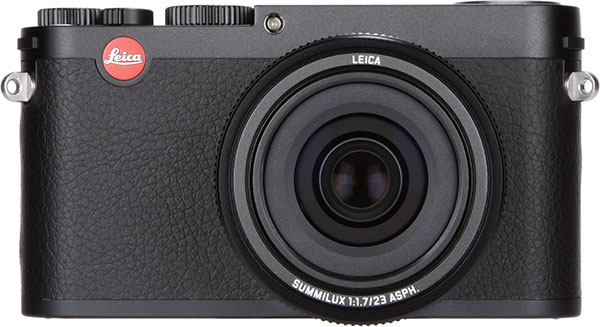 Leica X front view